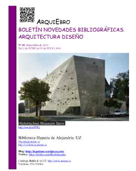 PortadaArquiEbro45