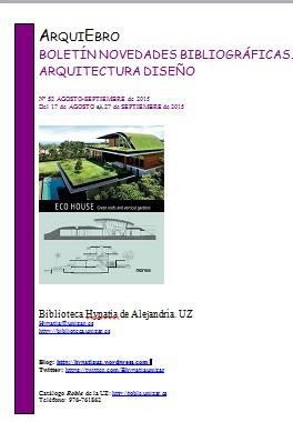 PORTADA52 ArquiEbro