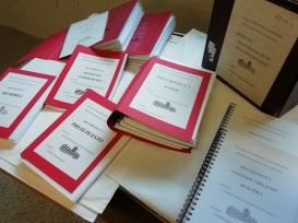 Documentos contenidos en un PFC